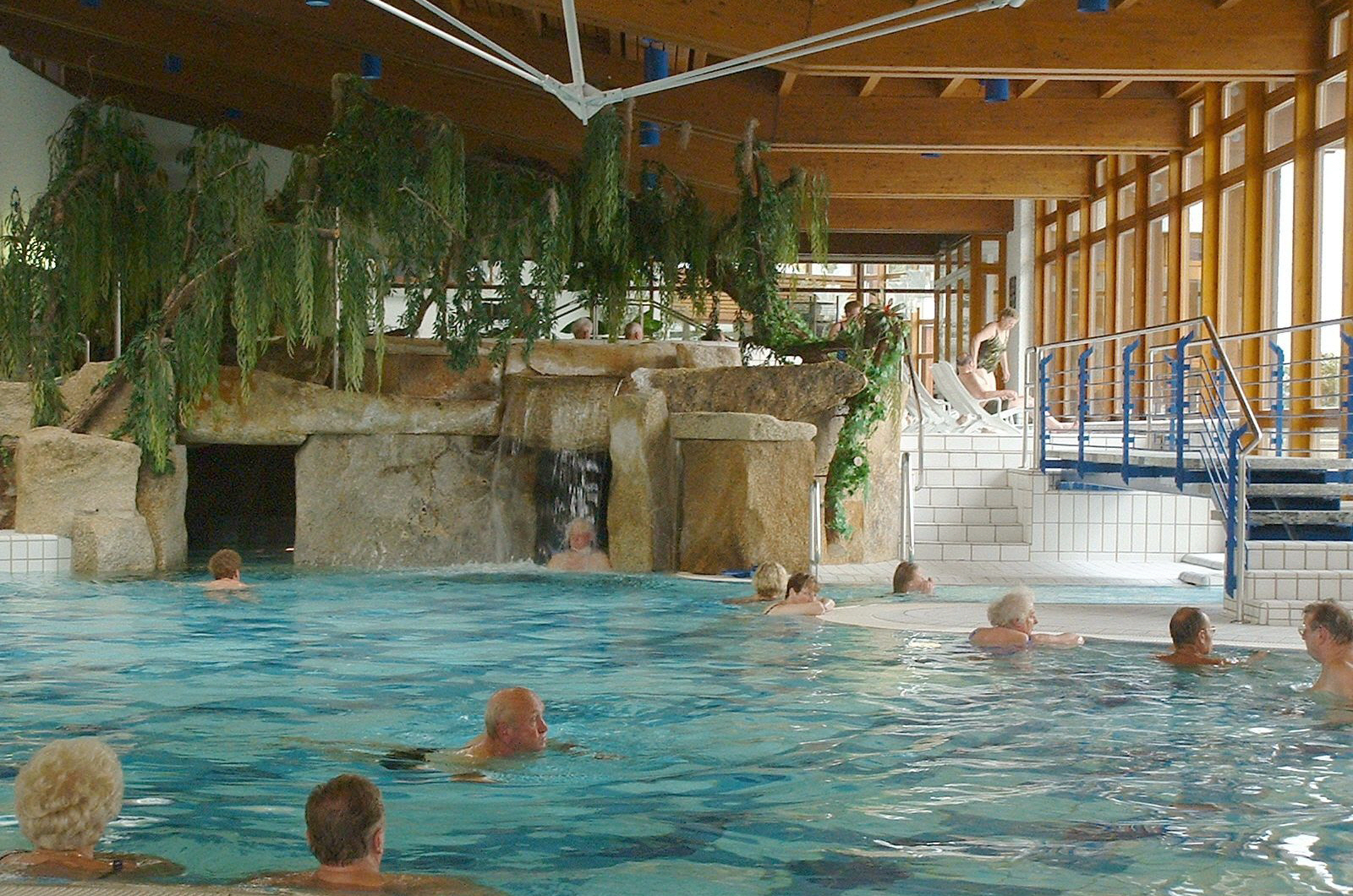 Thermalbad Bad Staffelstein obermain therme